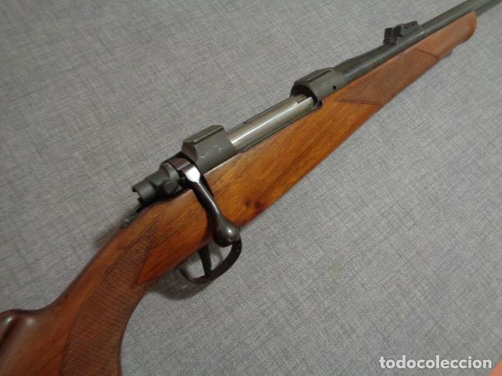 Militaria: Rifle Marca Brno ZKK 602 calibre 375H&H MAGNUM - Foto 2 - 187191955