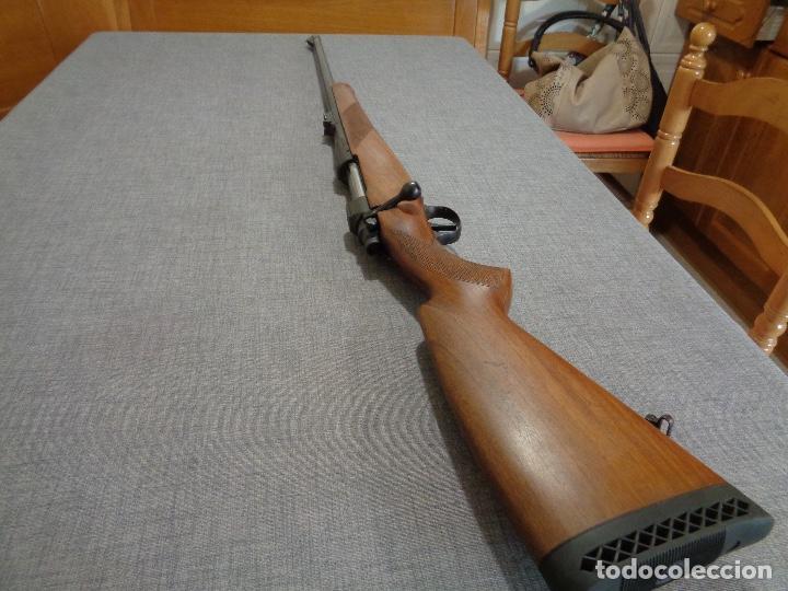 Militaria: Rifle Marca Brno ZKK 602 calibre 375H&H MAGNUM - Foto 3 - 187191955