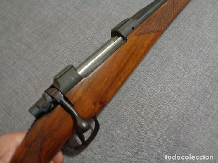 Militaria: Rifle Marca Brno ZKK 602 calibre 375H&H MAGNUM - Foto 4 - 187191955