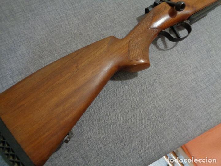 Militaria: Rifle Marca Brno ZKK 602 calibre 375H&H MAGNUM - Foto 6 - 187191955