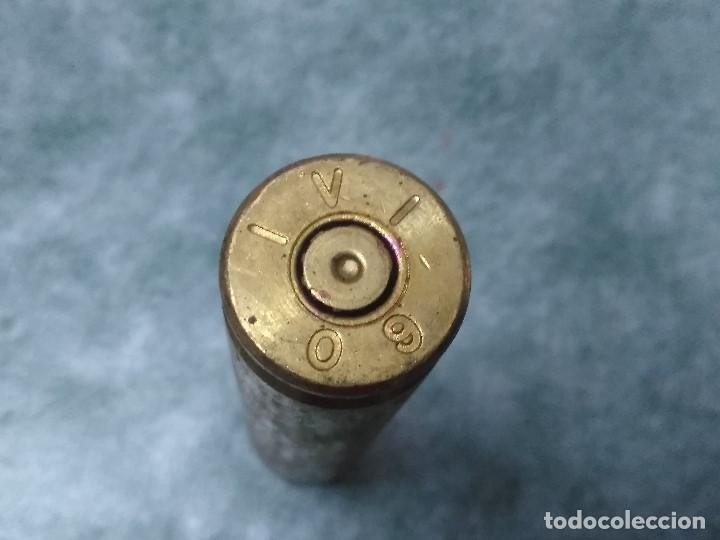 Militaria: VAINA 5,56 x 45mm / .223 Rem / 5.6 NATO M193 / 5.56 Wambee / 5.56 Mle F1 / .223 Armalite / 5.56x45 U - Foto 2 - 187206695