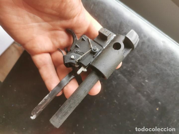 Militaria: Mecanismo disparo carabina gamo delta. Aire comprimido 4,5 - Foto 2 - 187592573