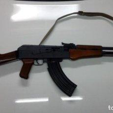 Militaria: CARABINA AK47 CAL. 22 LR. Lote 218499496