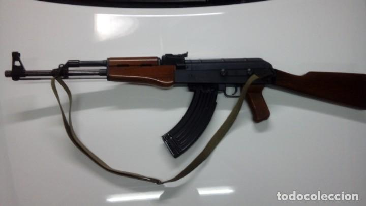 Militaria: CARABINA AK47 Cal. 22 LR - Foto 2 - 225340120