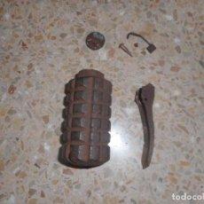 Militaria: GCE GRANADA CILINDRICA INERTE. Lote 189407317