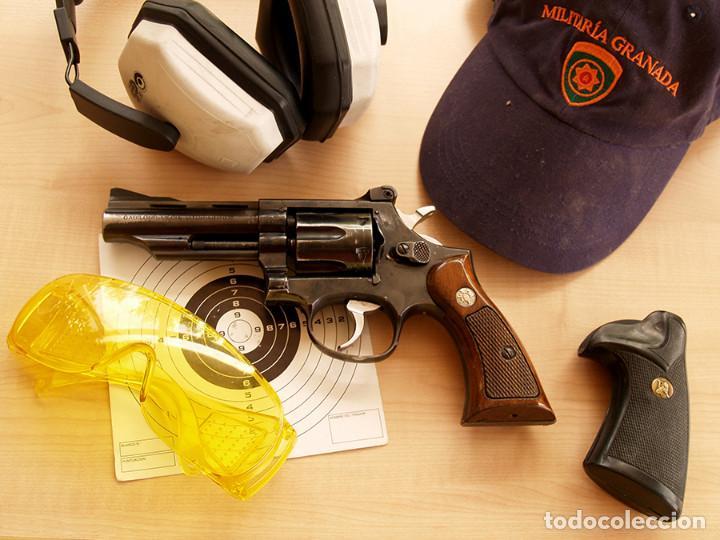 REVOLVER LLAMA MARTIAL ¡GRAN OFERTA! (Militar - Armas de Fuego en Uso)