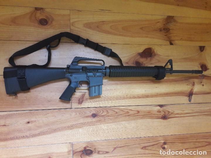AR 15A2 222.REM ORGINAL COLT (Militar - Armas de Fuego en Uso)