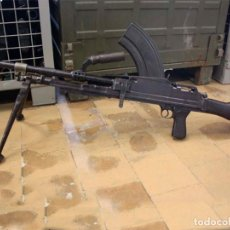 Militaria: AMETRALLADORA BREN MK III, INUTILIZADA. Lote 191503126