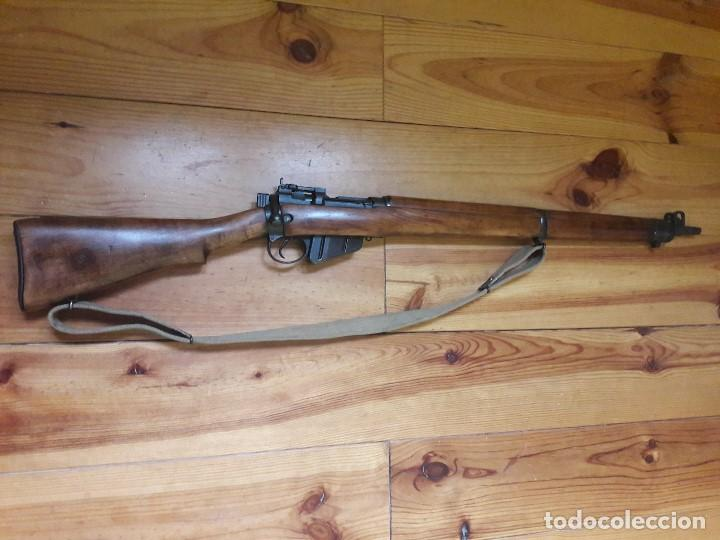 Militaria: Lee enfield Long Branch 1944 REBAJADO!!! - Foto 1 - 191602597
