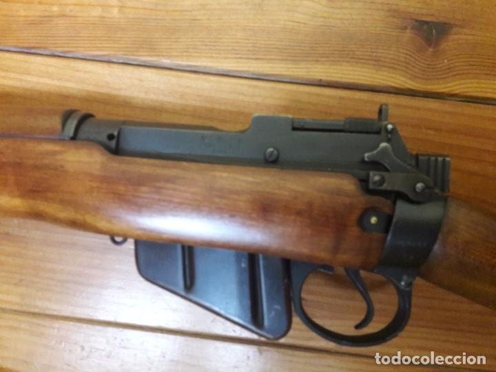 Militaria: Lee enfield Long Branch 1944 REBAJADO!!! - Foto 6 - 191602597