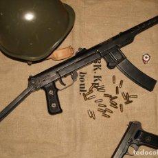 Militaria: AMETRALLADORA RUSA PPS 43, INUTILIZADA. Lote 191632310