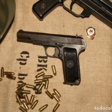 Militaria: PISTOLA TOKAREV TT33, INUTILIZADA. Lote 204186957