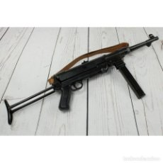Militaria: SUBFUSIL MP40 RÉPLICA. Lote 210083890