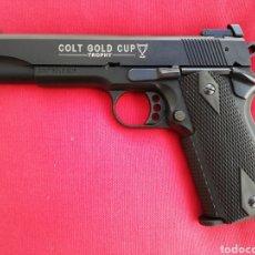 Militaria: COLT 1911 GOLD CUP CAL.22LR DE WALTHER. Lote 192096248