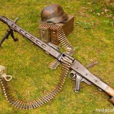 Militaria: AMETRALLADORA MG 42 INUTILIZADA (MG-53 YUGO). Lote 192574751