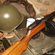 Militaria: SUBFISIL RUSO PPSH 41 INUTILIZADO. Lote 192918291