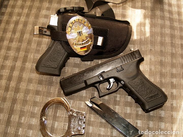 GLOCK 17 DETONADORA (Militar - Réplicas de Armas de Fuego y CO2 )