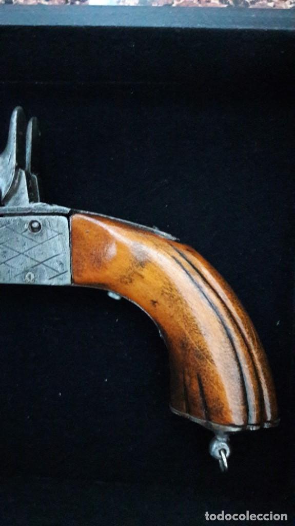 Militaria: Pistola antigua Lefaucheux - Foto 5 - 193965311