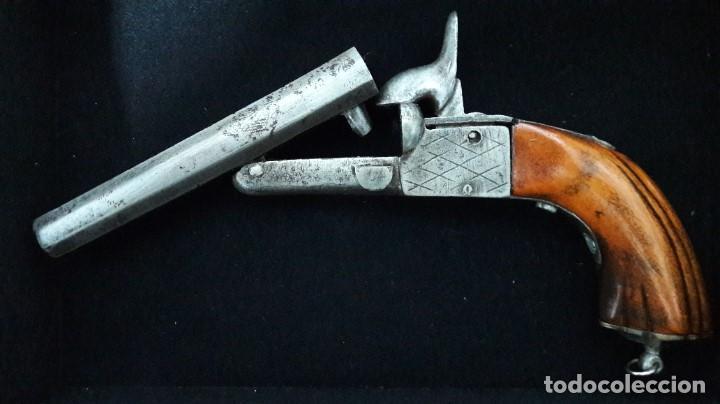 Militaria: Pistola antigua Lefaucheux - Foto 6 - 193965311