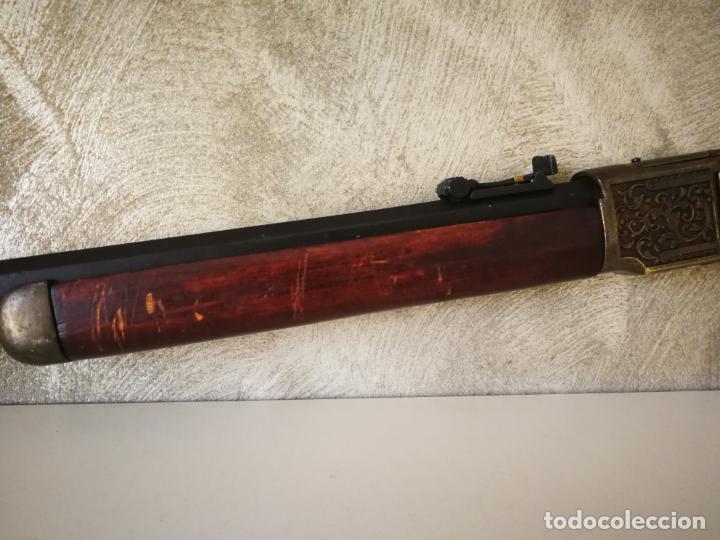Militaria: REPLICA RIFLE WINCHESTER 1873 - Foto 3 - 194190227