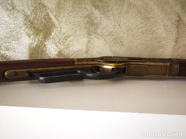 Militaria: REPLICA RIFLE WINCHESTER 1873 - Foto 17 - 194190227