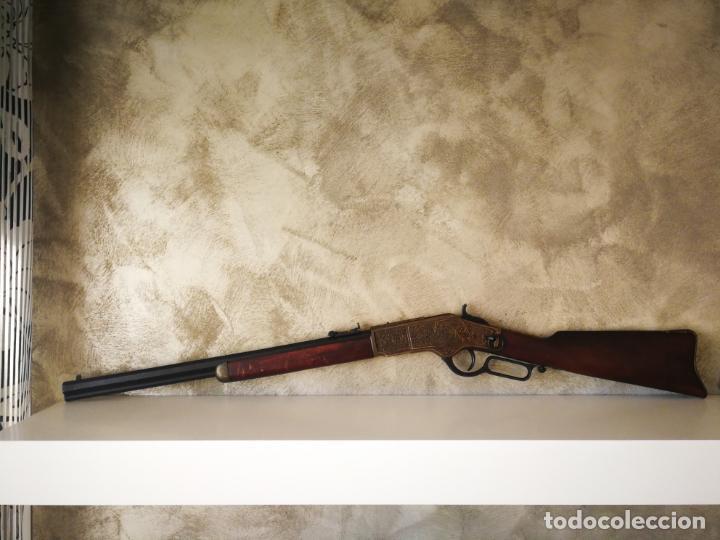 REPLICA RIFLE WINCHESTER 1873 (Militar - Réplicas de Armas de Fuego y CO2 )