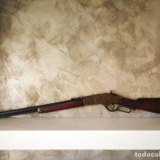 Militaria: REPLICA RIFLE WINCHESTER 1873. Lote 194190227