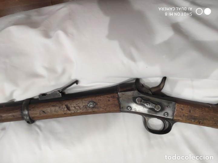 REIFLE REMINGTON ESPAÑOL 1885 (Militar - Armas de Fuego Inutilizadas)