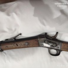 Militaria: REIFLE REMINGTON ESPAÑOL 1885. Lote 194225798