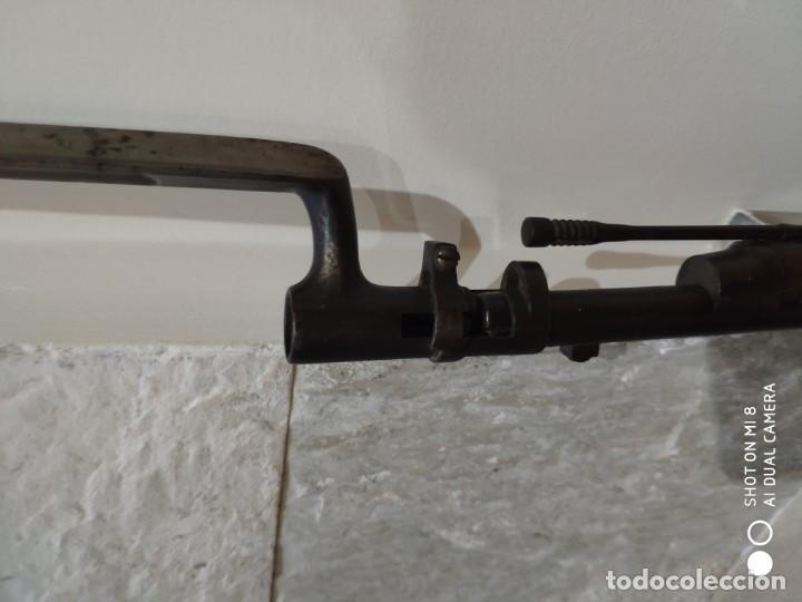 Militaria: REifle Remington español 1885 - Foto 4 - 194225798
