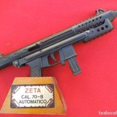 Militaria: SUBFUSIL ZETA CAL.70 - REPRODUCCIÓN DE SUBFUSIL ZETA CAL. 70-B AUTOMATICA. Lote 194302635