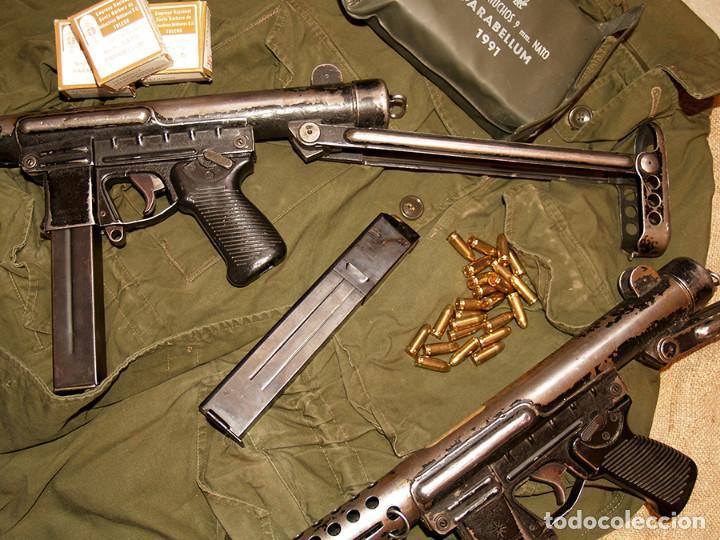 SUBFUSIL STAR Z70 INUTILIZADO (Militar - Armas de Fuego Inutilizadas)