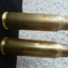 Militaria: VAINAS DE PROYECTIL 20M/M-VAINAS INERTES. Lote 194357433
