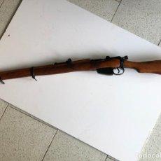 Militaria: FUSIL SMLE MK III RÉPLICA DE ALTA CALIDAD. Lote 194758227