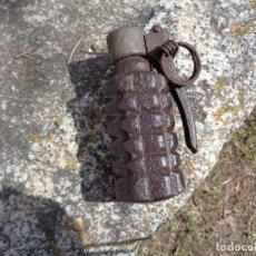Militaria: GRANADA MANO B3 GUERRA CIVIL. Lote 198522317