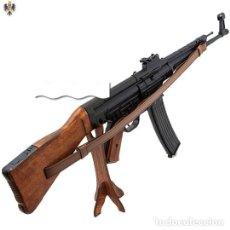 Militaria: FUSIL ALEMAN STG 44 STURMGEWEHR 1943 TERCER REICH + CORREA. 93 CMS. Lote 30647075