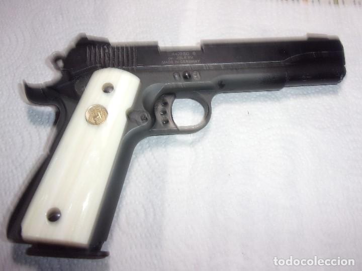 PISTOLA GERMAN SPORT GUNS GMBH GSG1911 CAL22 (Militar - Armas de Fuego en Uso)