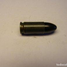 Militaria: CARTUCHO INERTE DE CALIBRE 9 MM. LUGER, 2ª GUERRA MUNDIAL. Nº 3. Lote 199554418