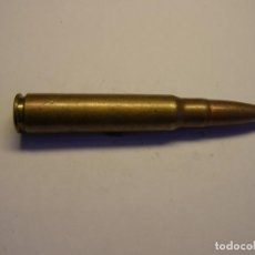 Militaria: CARTUCHO INERTE DE CALIBRE 7.92 X 57 ALEMÁN, 2ª GUERRA MUNDIAL, AÑO 1940.. Lote 199554503