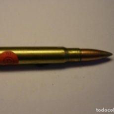 Militaria: CARTUCHO INERTE DE CALIBRE 7.92 X 57, GUERRA CIVIL ESPAÑOLA. GRIEGO.. Lote 199555035
