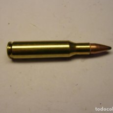 Militaria: CARTUCHO INERTE DE CALIBRE 222 REMINGTON.. Lote 235800425