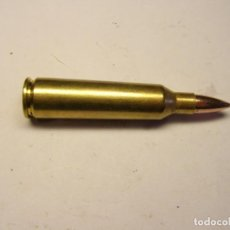 Militaria: CARTUCHO INERTE DE CALIBRE 22-250 REMINGTON.. Lote 244881520