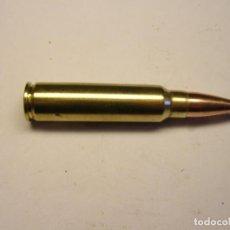 Militaria: CARTUCHO INERTE DE CALIBRE 300 SAVAGE.. Lote 244880675