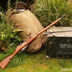 Militaria: FUSIL DE ASALTO MOSIN NAGANT M91/30 INUTILIZADO. Lote 202700900