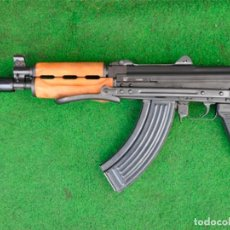 Militaria: FUSIL DE ASALTO AKS74U RUSSIA INUTILIZADO (M92). Lote 203385975