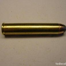 Militaria: CARTUCHO INERTE DE CALIBRE 444 MARLIN.. Lote 203960380
