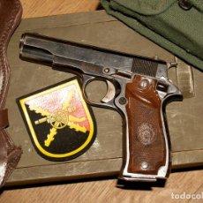 Militaria: PISTOLA STAR SUPER S, INUTILIZADA. Lote 204335300