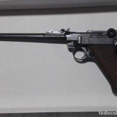 Militaria: LUGER P08 ARTILLERIA 1917. Lote 205726198