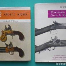 Militaria: DOS OBRAS IMPORTANTES SOBRE ARMAS ANTIGUAS DE AVANCARGA. Lote 207288832