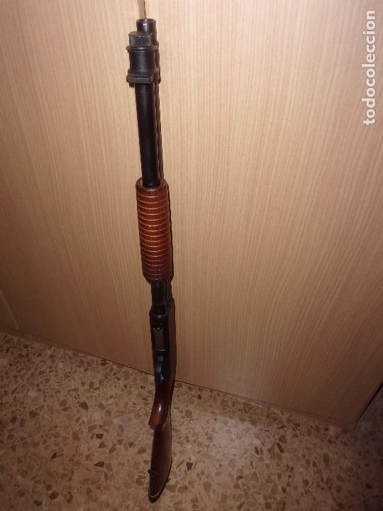 ESCOPETA CORREDARA MARCA FABARM -BRESCIA MD ITALYCAL12CH 70 M.M (Militar - Armas de Fuego en Uso)